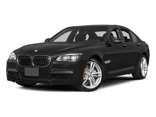 2014 BMW 7 Series 750Li Turbocharged Rear Wheel Drive Air Suspension Active Suspension Power St