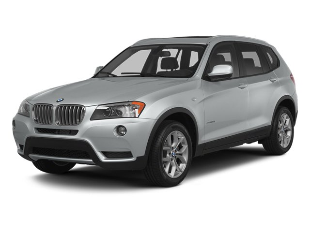 2014 BMW X3 xDrive35i Turbocharged All Wheel Drive Power Steering ABS 4-Wheel Disc Brakes Brak