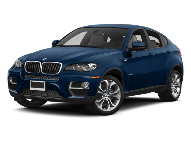 2014 BMW X6 xDrive50i Turbocharged All Wheel Drive Power Steering ABS 4-Wheel Disc Brakes Brak
