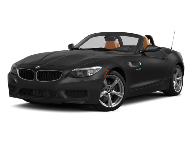 2014 BMW Z4 sDrive28i Turbocharged Rear Wheel Drive Power Steering ABS 4-Wheel Disc Brakes Bra