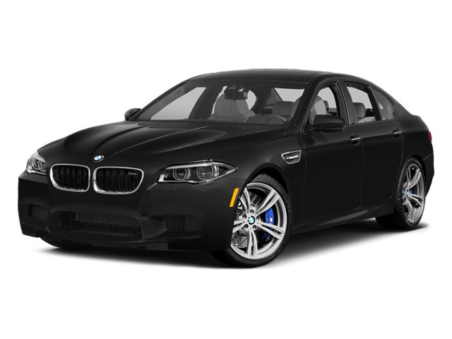 2014 BMW M5 SAKHIR FULL LEATHER Turbocharged Rear Wheel Drive Power Steering ABS 4-Wheel Disc B