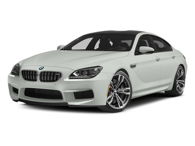 2014 BMW M6 4DR GRAN CPE Turbocharged Rear Wheel Drive Power Steering ABS 4-Wheel Disc Brakes