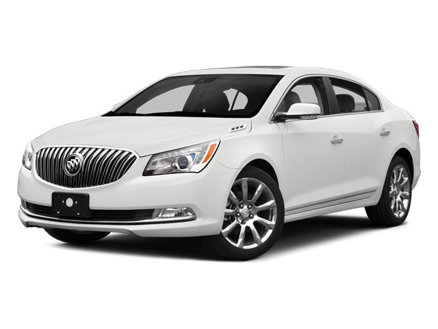 2014 Buick LaCrosse Premium II Sedan 4D ABS 4-Wheel Disc Brakes Tires - Front Performance Tires