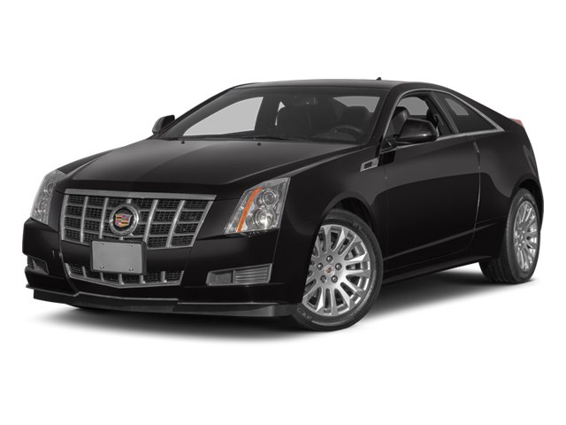 2014 Cadillac CTS Coupe Premium