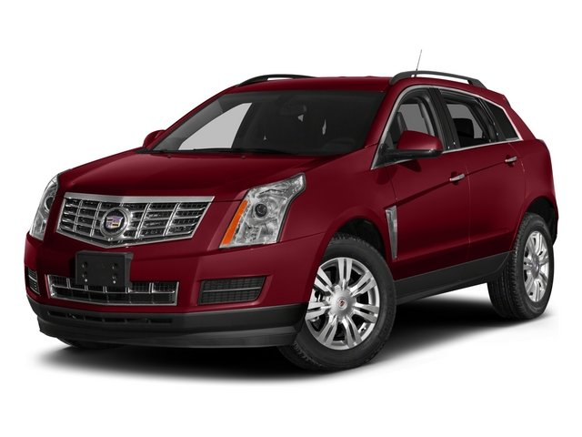 2014 Cadillac SRX Luxury Collection Mirror Memory Seat Memory Front Wheel Drive Power Steering