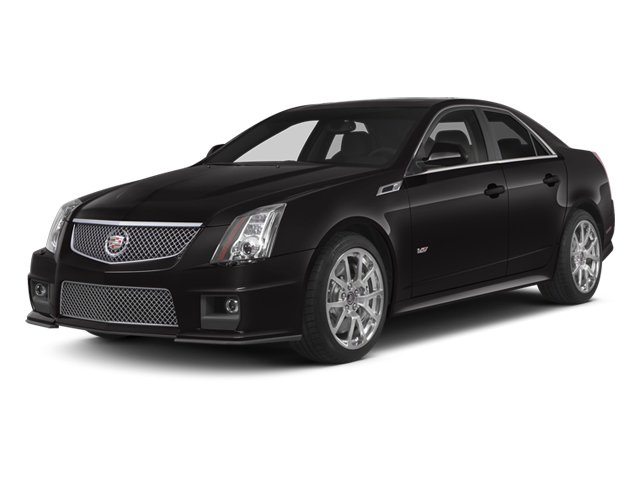 2014 Cadillac CTS-V Sedan SDN Heated Mirrors Seat Memory Supercharged LockingLimited Slip Diffe