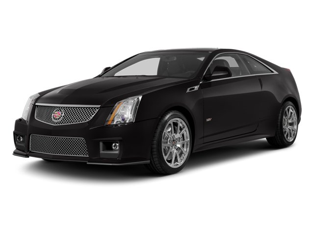 2014 Cadillac CTS-V Coupe CPE Heated Mirrors Seat Memory Supercharged LockingLimited Slip Diffe