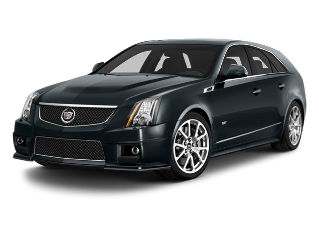 2014 Cadillac CTS-V Wagon  Heated Mirrors Seat Memory Supercharged LockingLimited Slip Differen