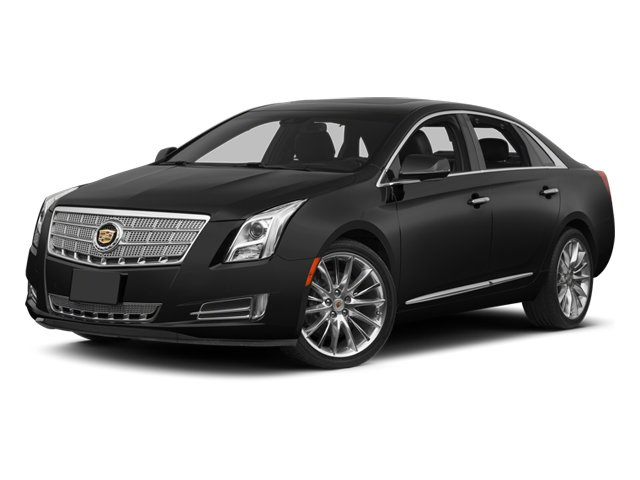 2014 Cadillac XTS Base Front Wheel Drive Active Suspension Air Suspension Power Steering ABS 4