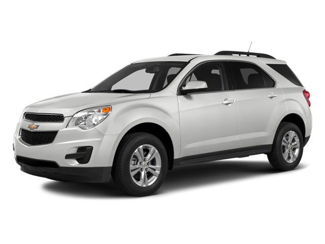 2014 Chevrolet Equinox LTZ All Wheel Drive Power Steering ABS 4-Wheel Disc Brakes Chrome Wheels