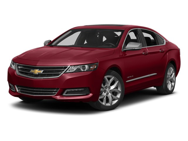 2014 Chevrolet Impala LTZ Front Wheel Drive Power Steering ABS 4-Wheel Disc Brakes Aluminum Whe