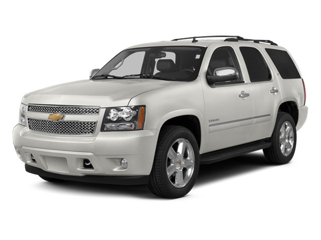 2014 Chevrolet Tahoe LTZ Air Suspension LockingLimited Slip Differential Rear Wheel Drive Tow H