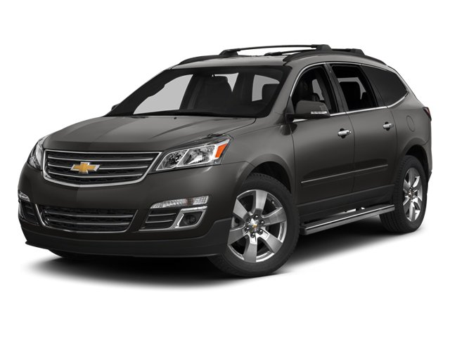 Used 2014 Chevrolet Traverse in Laramie, WY