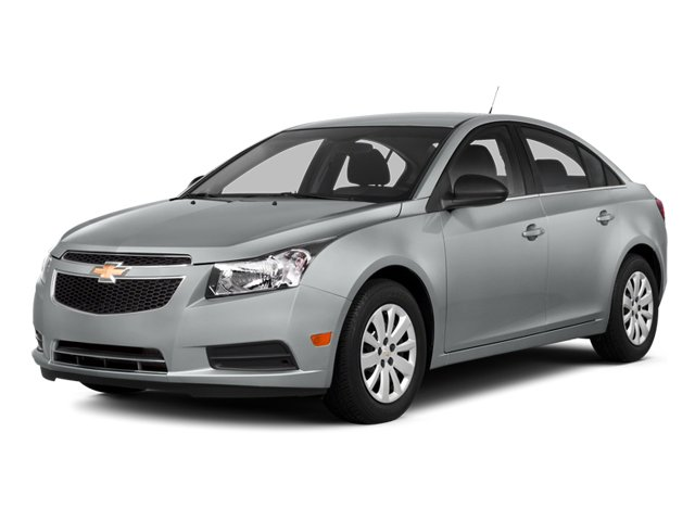 2014 Chevrolet Cruze LTZ 4dr Sdn LTZ Turbocharged Gas I4 1.4L/83 [15]