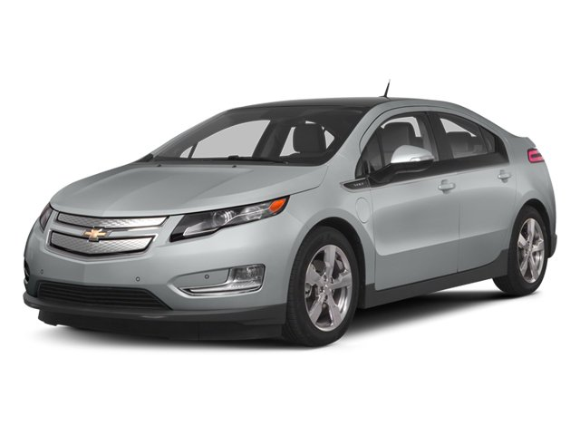2014 Chevrolet Volt Hatchback Front Wheel Drive Power Steering ABS 4-Wheel Disc Brakes Traction