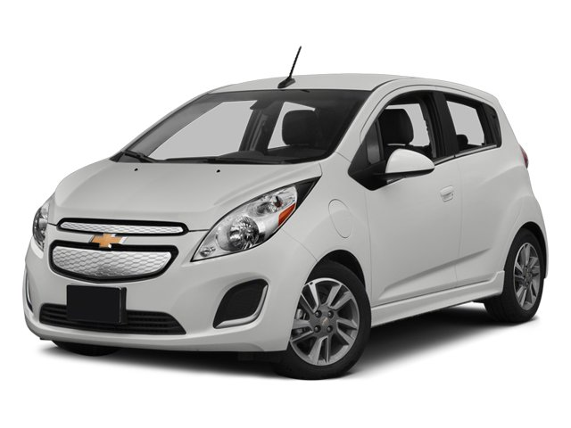 2014 Chevrolet Spark EV LT Electric Motor Front Wheel Drive Power Steering ABS 4-Wheel Disc Bra