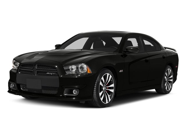 2014 Dodge Charger SRT8 Jazz Blue Pearlcoat
