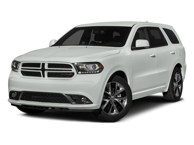 2014 Dodge Durango RT Rear Wheel Drive Power Steering ABS 4-Wheel Disc Brakes Brake Assist Al