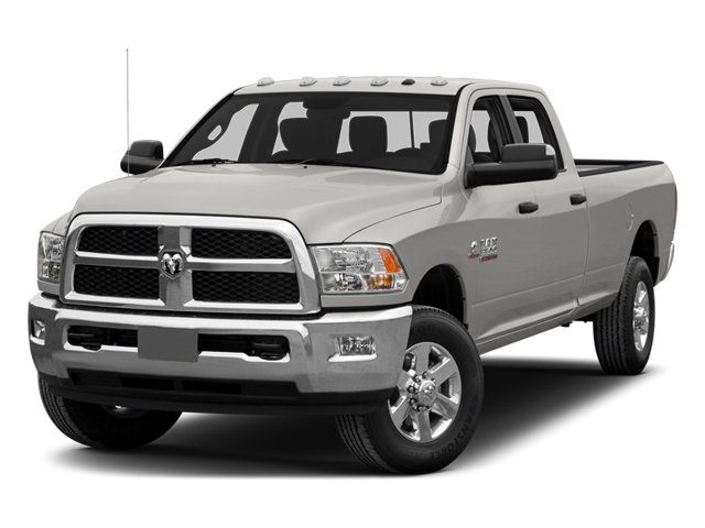 2014 Ram 3500 Laramie Longhorn Four Wheel Drive Tow Hitch Power Steering ABS 4-Wheel Disc Brake