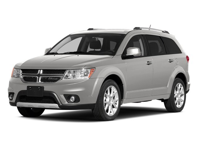 2014 Dodge Journey Crossroad Front Wheel Drive Power Steering ABS 4-Wheel Disc Brakes Brake Ass