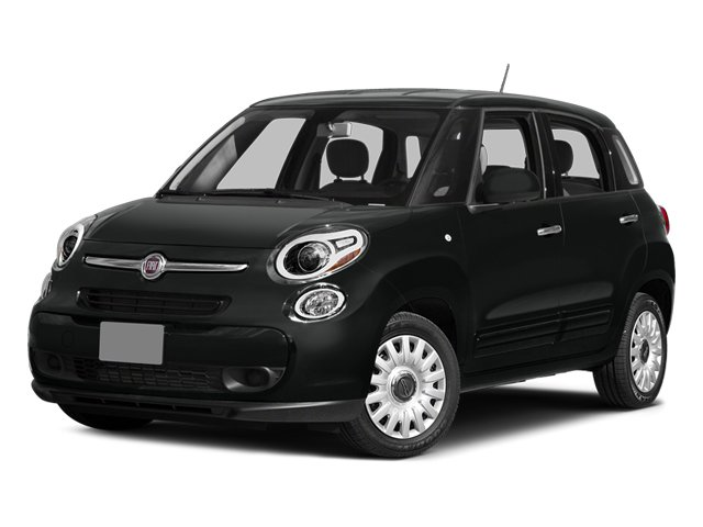 2014 FIAT 500L Easy Turbocharged Front Wheel Drive Power Steering ABS 4-Wheel Disc Brakes Brak