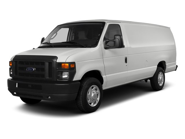 2014 Ford Econoline Cargo Van Commercial Rear Wheel Drive Power Steering ABS 4-Wheel Disc Brakes