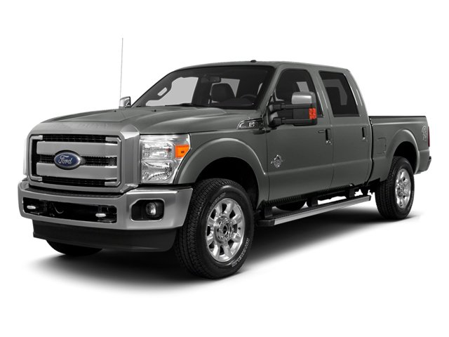 2014 Ford Super Duty F-250 SRW 4WD Crew Cab 156 King Ranch Four Wheel Drive Tow Hitch Power Stee