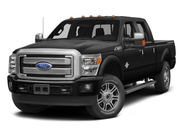 2014 Ford Super Duty F-250 SRW Platinum Four Wheel Drive Tow Hitch Power Steering ABS 4-Wheel D
