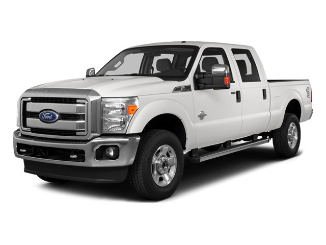 2014 Ford Super Duty F-350 SRW XLT