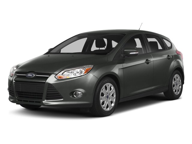 2014 Ford Focus SE 6 SpeakersAMFM radioCD playerMP3 decoderRadio data systemRadio AMFM Sing