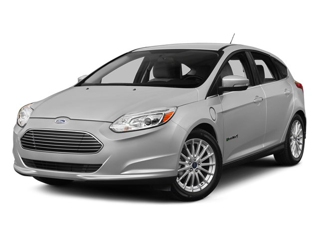 2014 Ford Focus Electric Base Pre-Owned Electric Motor Front Wheel Drive Power Steering ABS 4-W