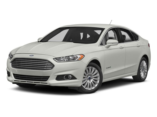 Ice Storm Metallic 2014 Ford Fusion SE HYBRID 4dr Car Winston-Salem NC