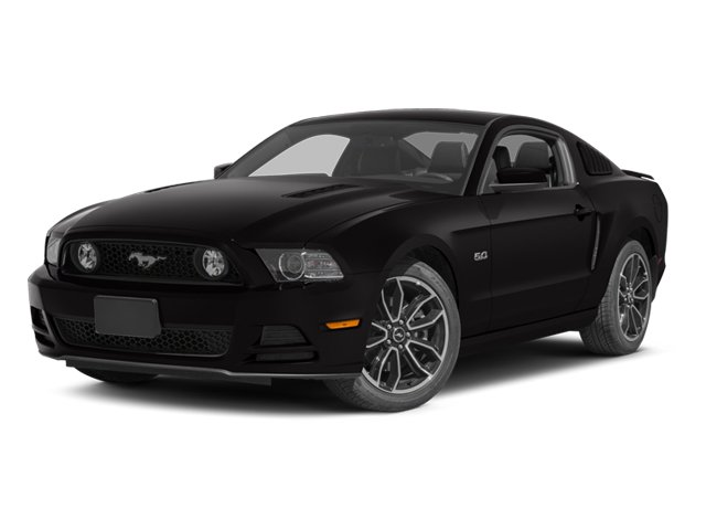 2014 Ford Mustang GT 2dr Car