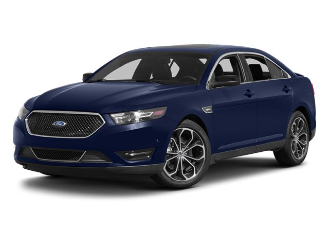 2014 Ford Taurus SHO Turbocharged All Wheel Drive Power Steering ABS 4-Wheel Disc Brakes Brake