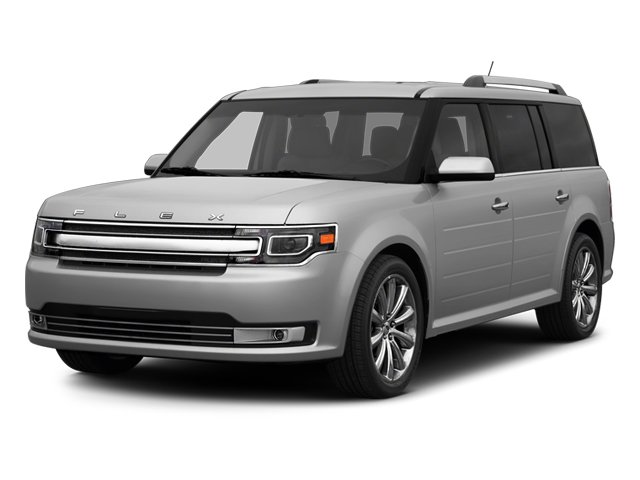 2014 Ford Flex SEL All Wheel Drive Power Steering ABS 4-Wheel Disc Brakes Brake Assist Aluminu