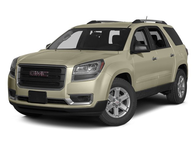 2014 GMC Acadia SLT Front Wheel Drive Power Steering ABS 4-Wheel Disc Brakes Aluminum Wheels T
