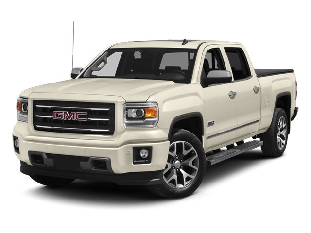 2014 GMC Sierra 1500 Denali White Diamond Pearl