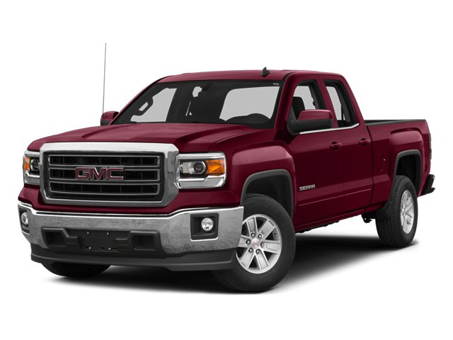 2014 GMC Sierra 1500 SLE Quicksilver Metallic