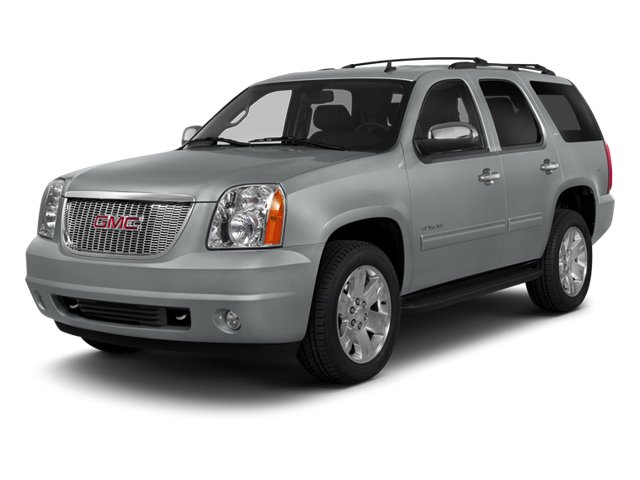 2014 GMC Yukon SLT LockingLimited Slip Differential Rear Wheel Drive Tow Hitch Tow Hooks Power