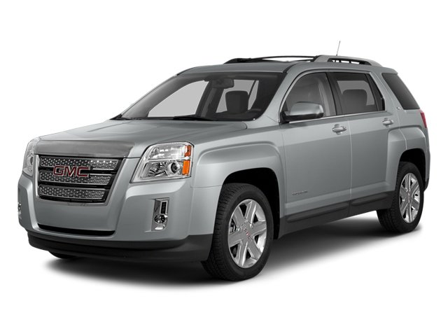 2014 GMC Terrain SLT Front Wheel Drive Power Steering ABS 4-Wheel Disc Brakes Aluminum Wheels