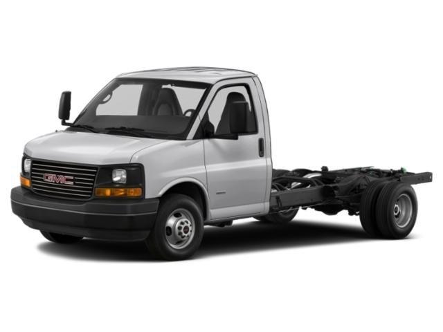 "2014 GMC Savana Commercial Cutaway Work Van 3500 Van 177"" Gas V8 6.0L/364 [30]"