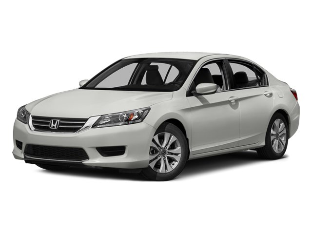 2014 Honda Accord Sedan LX 4dr I4 CVT LX Regular Unleaded I-4 2.4 L/144 [8]