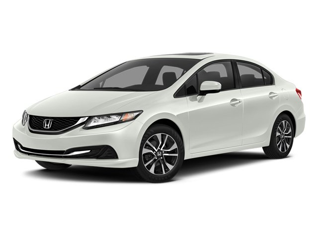 Used 2014 Honda Civic Sedan in Fishers, IN