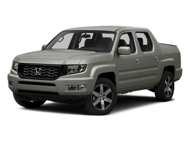 2014 Honda Ridgeline SE Four Wheel Drive LockingLimited Slip Differential Tow Hitch Power Steer