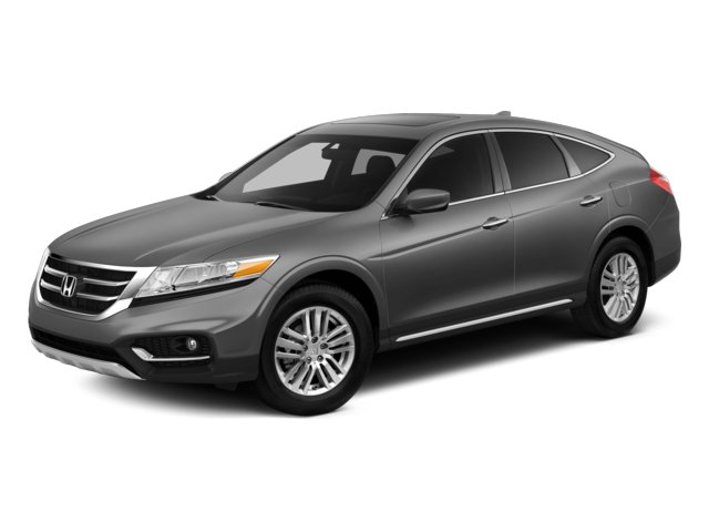 2014 Honda Crosstour EX-L Front Wheel Drive Power Steering ABS 4-Wheel Disc Brakes Brake Assist