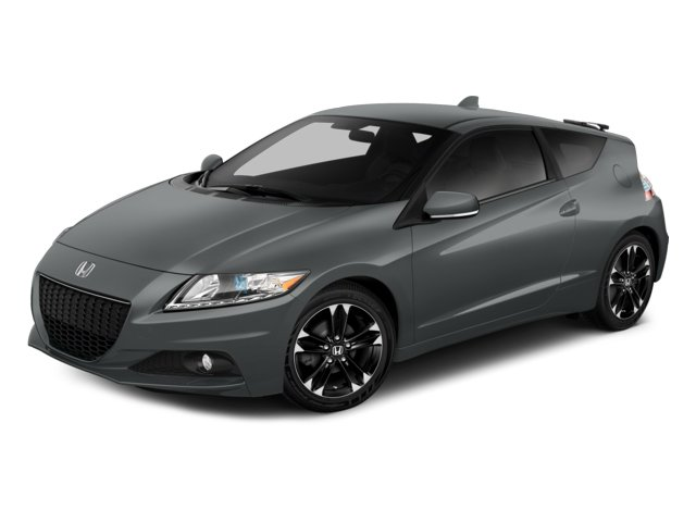 2014 Honda CR-Z EX Front Wheel Drive Power Steering ABS 4-Wheel Disc Brakes Brake Assist Alumi