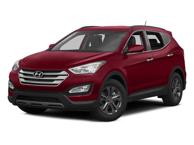 2014 Hyundai Santa Fe Sport 4DR FWD 24 Front Wheel Drive Power Steering ABS 4-Wheel Disc Brakes