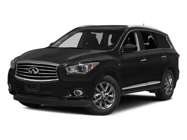 2014 Infiniti QX60  All Wheel Drive Power Steering ABS 4-Wheel Disc Brakes Brake Assist Lockin