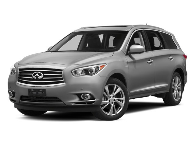 2014 INFINITI QX60 Hybrid Base Supercharged All Wheel Drive Power Steering ABS 4-Wheel Disc Bra