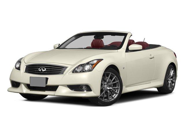 2014 INFINITI Q60  Rear Wheel Drive Power Steering ABS 4-Wheel Disc Brakes Brake Assist Alumin